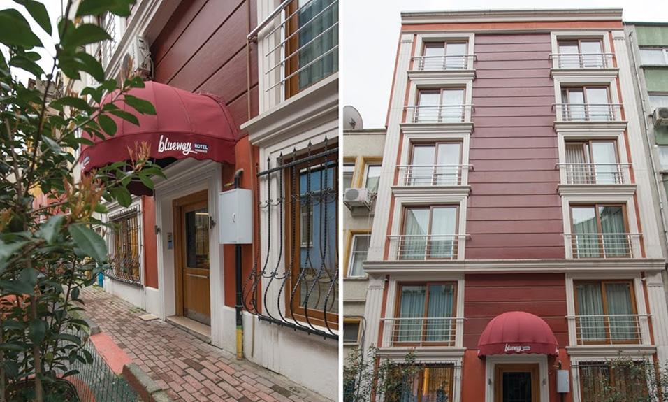 blueway hotel blueway hotel residence